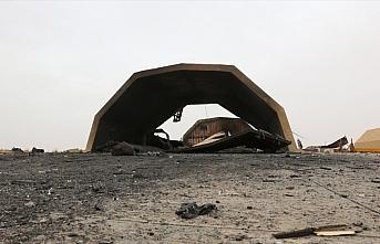 Libya Ordusu'ndan Hafter milislerine giden 2 yakıt tankerine hava harekatı