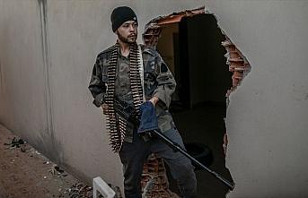 Libya ordusunun 7 mensubu Hafter milislerinin tuzakladığı...
