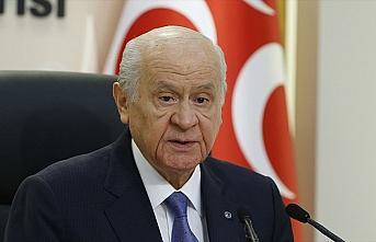 MHP Genel Başkanı Devlet Bahçeli'den 19 Mayıs...