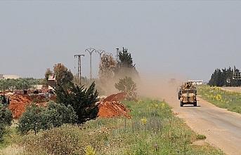 MSB: İdlib'de 11'inci Türk-Rus Birleşik Kara Devriyesi...