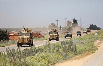 MSB: İdlib'de 13'inci Türk-Rus Birleşik Kara Devriyesi...