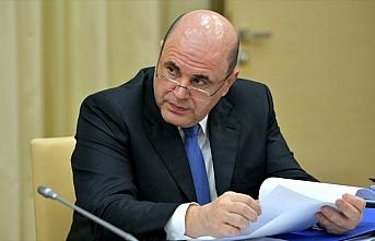 Rusya Başbakanı Mişustin, ülkede Kovid-19 durumunun...