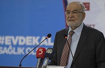 Saadet Partisi Genel Başkanı Karamollaoğlu: Sağlık...