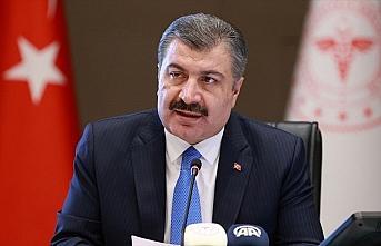 Sağlık Bakanı Koca: Küçük bir ihmal tüm Türkiye'yi...