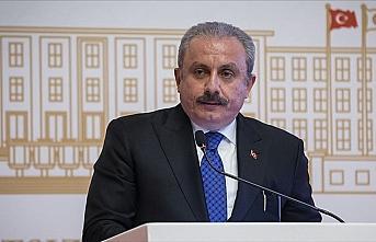 TBMM Başkanı Şentop Türk Dil Bayramı'nı kutladı