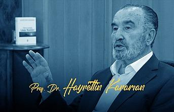 'Türk milletinin Peygamber Efendimize olan aşkı,...