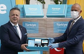 Türkiye Tanıtım Grubu'ndan 'Made in Türkiye' logolu...