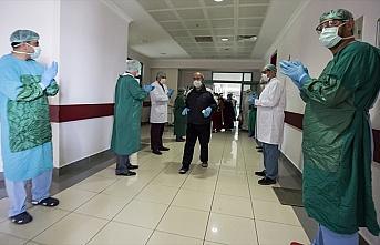 Türkiye'de Kovid-19'dan iyileşen hasta sayısı...