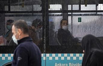 Türkiye'nin koronavirüs ile mücadelesinde son 24...