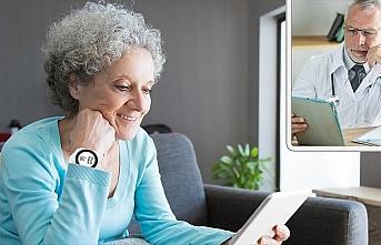 Yerli teknolojiyle uzaktan sağlık takibi