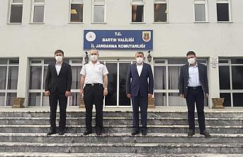 AK Parti İl Başkanı Kalaycı'dan ziyaretler