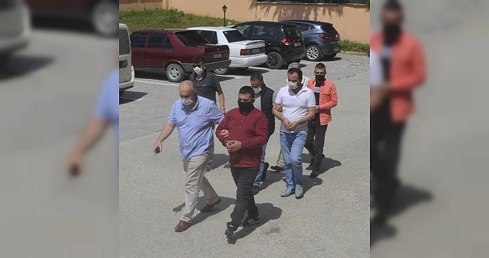 Amasya'da uyuşturucu operasyonunda 3 kişi tutuklandı