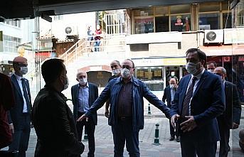 Artvin Belediye Başkanı Elçin'den esnafa normalleşme...
