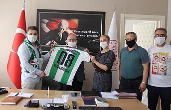 Artvinspor Kulübünden Gençlik ve Spor Müdürü...