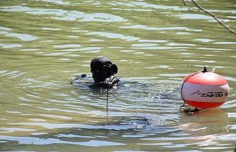 Bartın Irmağı'na devrilen otomobildeki iki kişi kendi imkanıyla kurtuldu