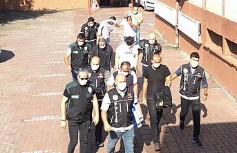 Bartın'da uyuşturucu operasyonunda yakalanan 6 şüpheliden 5'i tutuklandı