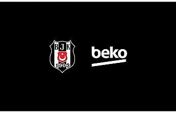 Beşiktaş'ın yeni forma sponsoru Beko