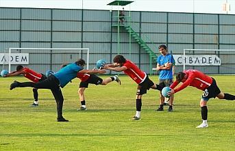 Çaykur Rizespor, Fraport TAV Antalyaspor maçı hazırlıklarını...