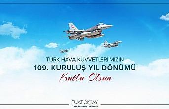 Cumhurbaşkanı Yardımcısı Oktay, Hava Kuvvetlerinin...