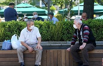 Doğu Karadeniz'de 65 yaş ve üzeri vatandaşlar...
