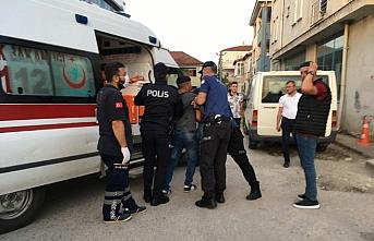 Düzce'de bıçaklı sopalı kavga: 2 yaralı