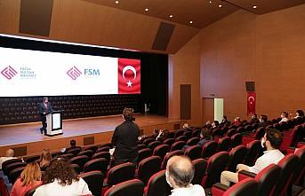 Fatih Sultan Mehmet Vakıf Üniversitesi yeni logosunu tanıttı