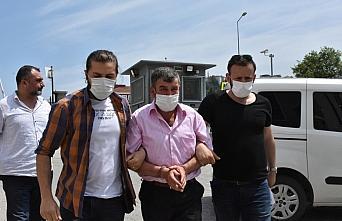 Samsun'da babasının katilini öldüren zanlı...