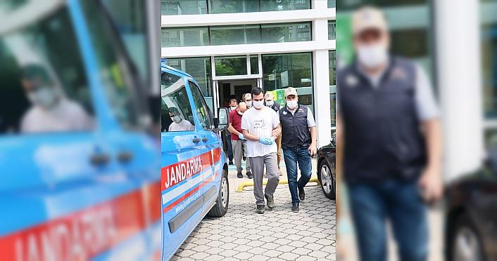 Samsun'daki DEAŞ operasyonunda gözaltı süreleri...