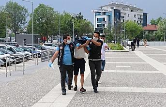 GÜNCELLEME - Tencerede uyuşturucu sevkiyatı polis...
