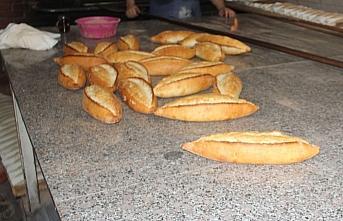 Havza'da ekmeğin gramaj ve fiyatı artırıldı