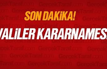 İstanbul, Ankara ve İzmir valileri değişti mi, yeni valiler atandı mı, yeni isimler kim, nereli?