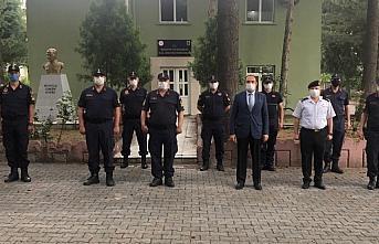 Jandarma teşkilatının kuruluşunun 181. yılı