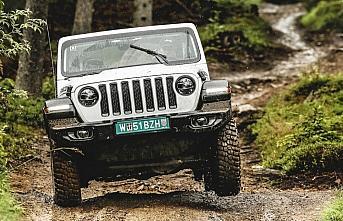 Jeep Wrangler Almanya'da en iyi arazi aracı ve...