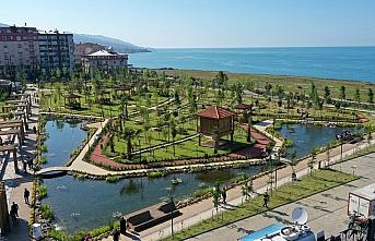 Karadeniz manzaralı