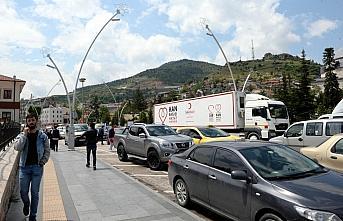 Karadeniz sokaklarında normalleşme süreciyle başlayan hareketlilik sürüyor