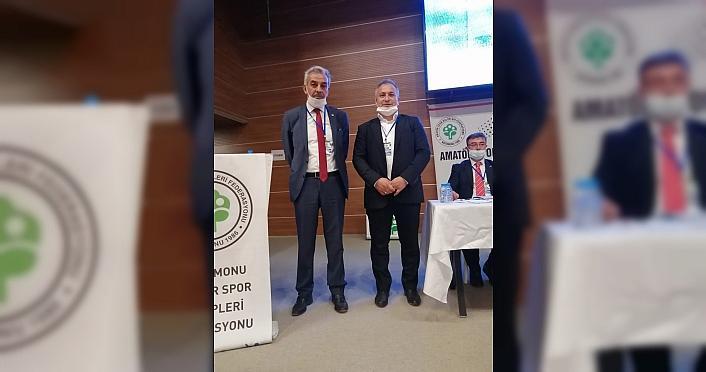Kastamonu Amatör Spor Kulubü Federasyonu 15. Olağan Genel Kurulu yapıldı