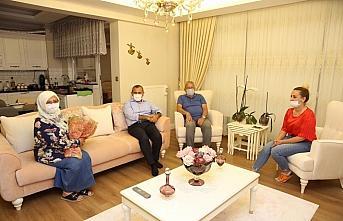 Ordu Valisi Sonel, şehit annesi ile Bakan Soylu'yu telefonda görüştürdü