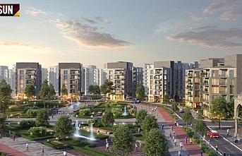 Samsun'da kentsel dönüşüm Canik'te başladı