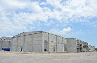 Samsun'a 90 milyon liralık gaz beton yatırımı...