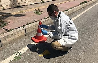 Samsun'da bir kişi adliye binasına pompalı tüfekle ateş edip kaçtı