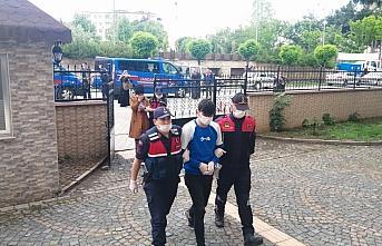 Samsun'da uyuşturucu operasyonunda 5 kişi yakalandı