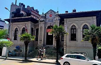 Sinop'ta kitap cafe açılacak