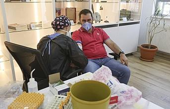 Spor basınına koronavirüs testi süreci başladı