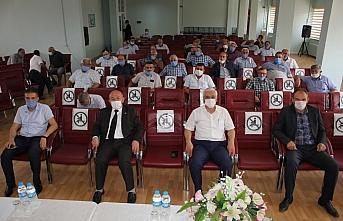 Suluova KHGB Genel Kurulu yapıldı