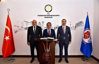 Tarım ve Orman Bakan Yardımcısı Mustafa Aksu'dan...