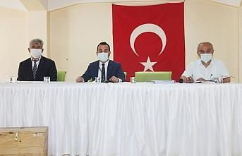 Taşova Köylere Hizmet Götürme Birliği Meclis...