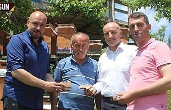 Tekkeköy Belediyesi'nden çiftçilere destek