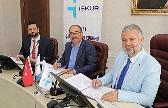 TOGÜ ve İŞKUR arasında iş birliği protokolü...