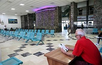 Tokat'ta şehirler arası otobüs terminali hizmet...