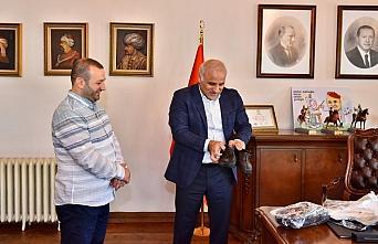 Trabzon Büyükşehir Belediye Başkanı Zorluoğlu'na...